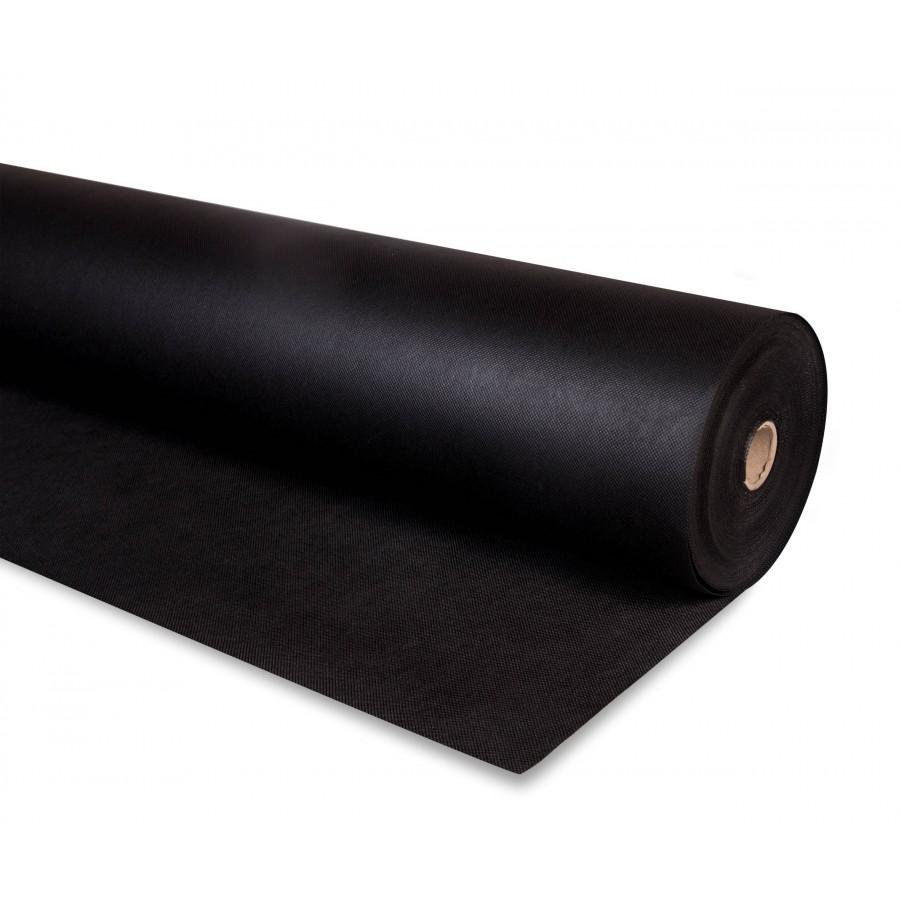 Agrowłóknina ściółkująca P-50 czarna 1,1 x 100mb Plant-Protex